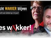 Nacht van Gebed: WEES WAKKER!